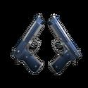 Dual Berettas | Анодированная синева