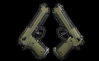 Dual Berettas | Colony (Factory New)