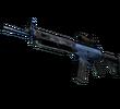 SG 553   Анодированная синева (Прямо с завода)