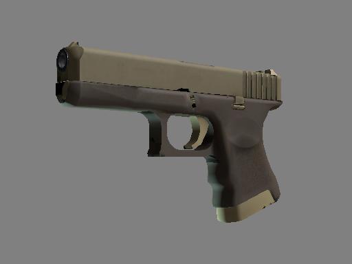 Glock-18   Sand Dune (Minimal Wear)