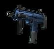 MP7 | Анодированная синева (Прямо с завода)