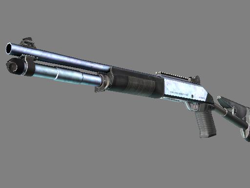XM1014 | Blue Steel (Minimal Wear)