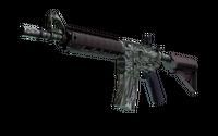 M4A4   Jungle Tiger (Minimal Wear)