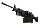 M249 | Gator Mesh (Battle-Scarred)