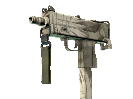 MAC-10 | Palm (Well-Worn)