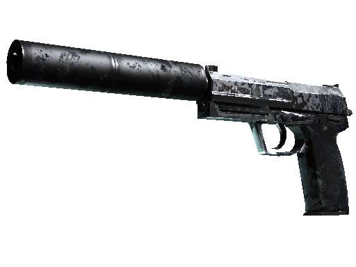 USP-S | Night Ops (Battle-Scarred)