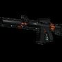 M4A1-S   Nitro (Minimal Wear)