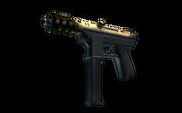 Tec-9 | Brass (Well-Worn)