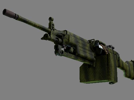 M249 | Gator Mesh (Minimal Wear)