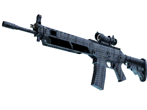 SG 553 | Waves Perforated (Factory New)