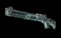 XM1014 | Blue Spruce (Well-Worn)