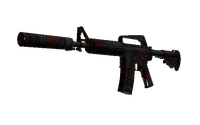 StatTrak™ M4A1-S   Blood Tiger (Factory New)