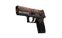 P250 | Mehndi (Battle-Scarred)