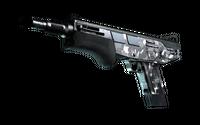 MAG-7 | Metallic DDPAT (Minimal Wear)