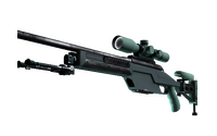 SSG 08 | Blue Spruce (Factory New)