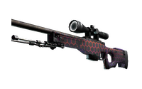 AWP | Electric Hive (Well-Worn)