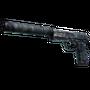 USP-S | Night Ops (Well-Worn)