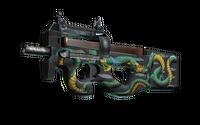 P90   Emerald Dragon (Factory New)