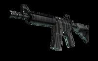 StatTrak™ M4A4   Faded Zebra (Minimal Wear)