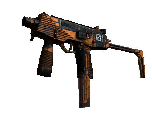 MP9 | Modest Threat (Battle-Scarred)