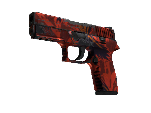 StatTrak™ P250 | Nevermore (Field-Tested)
