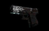 StatTrak™ Glock-18 | Oxide Blaze (Battle-Scarred)