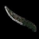 ★ Складной нож | Пиксельный камуфляж «Лес»