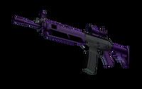 StatTrak™ SG 553 | Ultraviolet (Factory New)