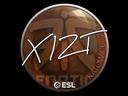 Sticker | Xizt | Katowice 2019