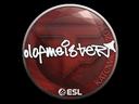 Sticker | olofmeister | Katowice 2019