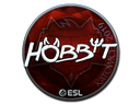 Sticker | Hobbit (Foil) | Katowice 2019
