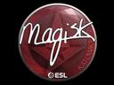 Sticker | Magisk | Katowice 2019