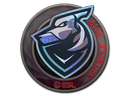 Sticker | Grayhound Gaming (Holo) | Katowice 2019
