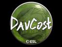 Sticker | DavCost | Katowice 2019
