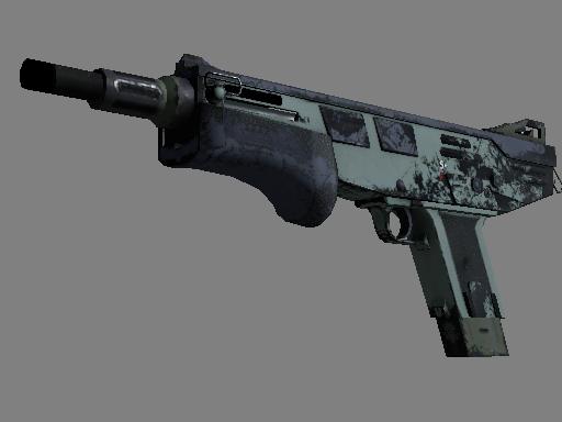 Souvenir MAG-7 | Storm (Well-Worn)