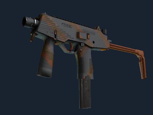 Souvenir MP9 | Slide (Minimal Wear)