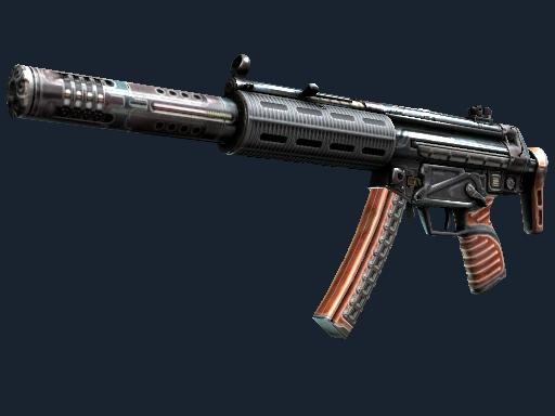 MP5-SD | Gauss (Minimal Wear)