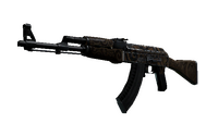 AK-47 | Uncharted (Battle-Scarred)