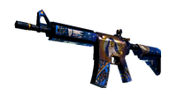 StatTrak™ M4A4   The Emperor (Factory New)