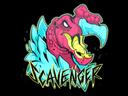 Sticker | Scavenger