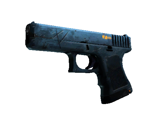StatTrak™ Glock-18 | Off World (Field-Tested)