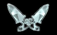 ★ Shadow Daggers | Urban Masked (Minimal Wear)