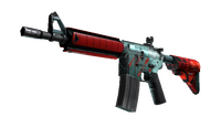 StatTrak™ M4A4 | Bullet Rain (Field-Tested)