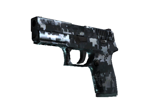StatTrak™ P250 | Steel Disruption (Factory New)