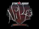 Sticker | NiKo | Berlin 2019