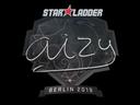 Sticker | aizy | Berlin 2019