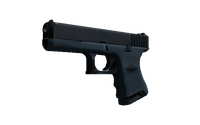 Souvenir Glock-18 | Night (Well-Worn)