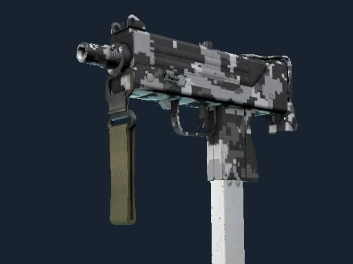 Souvenir MAC-10 | Urban DDPAT (Well-Worn)