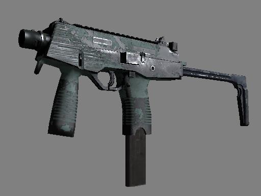 Souvenir MP9 | Storm (Battle-Scarred)