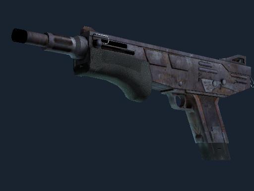 Souvenir MAG-7 | Rust Coat (Well-Worn)